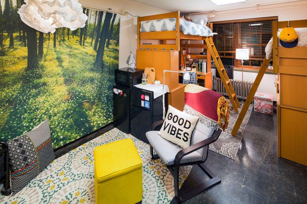 Waters Hall Uw Housing Best Room Contest Finalist 2015 2016 Uwhousing Watershall University Housing Cool Rooms Dorm Life