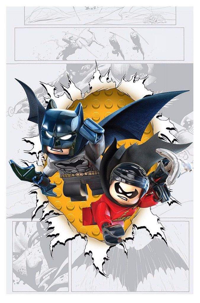 In celebration of this fall's release of LEGO® Batman™ 3: Beyond Gotham, the next installment to the best-selling LEGO® Batman videogame, November's DC comics will be wrapped in LEGO® variant covers spotlighting LEGO® versions of the many characters featured in the game.