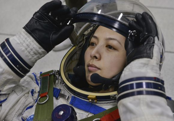 China's second woman astronaut Wang Yaping