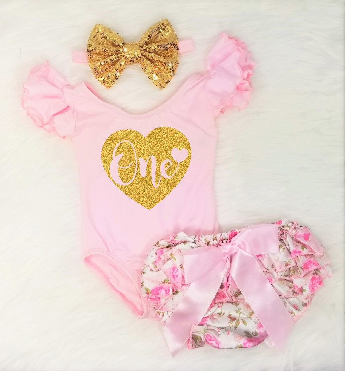 315192ca baby girl first birthday outfit first birthday leotard floral first  birthday outfit pink and gold first birthday outfit first birthday girl by  ...