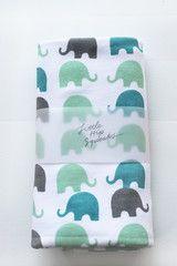 The Everything Blanket // Mint Elephants #babylist #giveaway