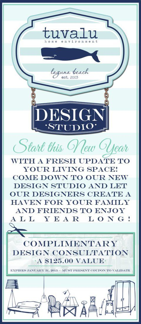 :: Complimentary Design Consultation:: More info on our blog!