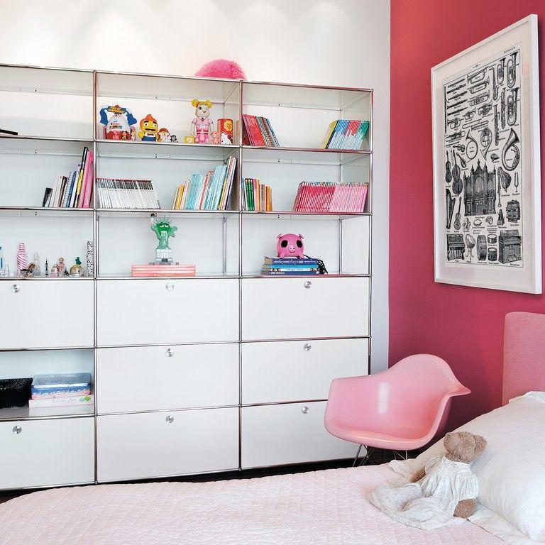 USM Haller Shelf: In the Children\'s Room - USM   Storage   Pinterest ...