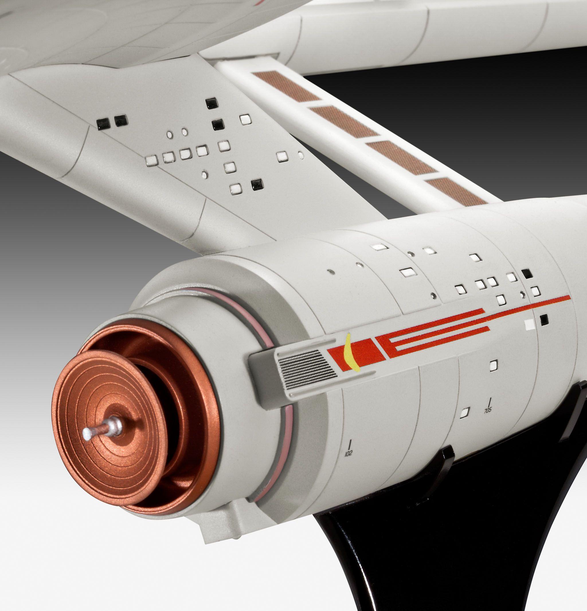Image result for original uss enterprise model