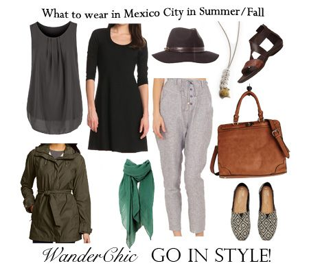 what to wear in mexico city in november
