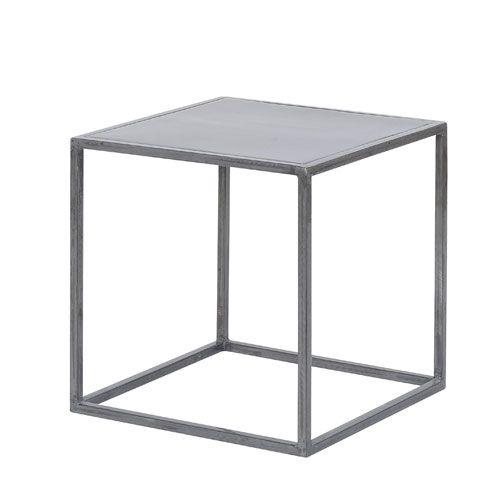 Table basse carrée en métal Noho Jardin d\'Ulysse | For the Home ...