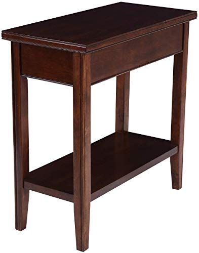 Buy Phoenix Home Tilburg ChairSide SolidWood End Table