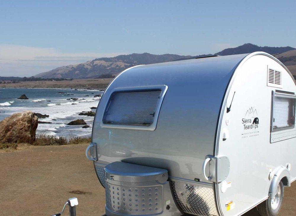 Sierra Teardrops   T B teardrop trailers near Sacramento  Northern  California in the Sierra. Sierra Teardrops   T B teardrop trailers near Sacramento  Northern