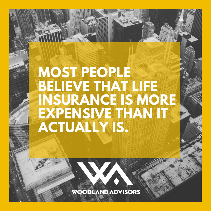 Don T Let The Perceived Cost Of Life Insurance Stop You From