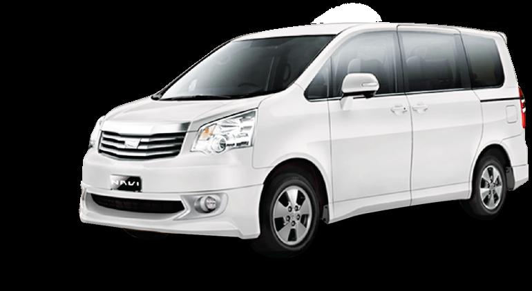 Dapatkan Toyota Nav 1, dalam kredit yang murah. Detail Hub