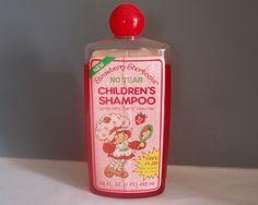 Shampoo Bambini ~ Image result for strawberry shortcake shampoo nostalgia