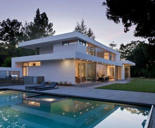 Case bellissime moderne giusta esaltare arquitectos with for Case bellissime minecraft