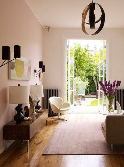 35+ Pink living room walls info