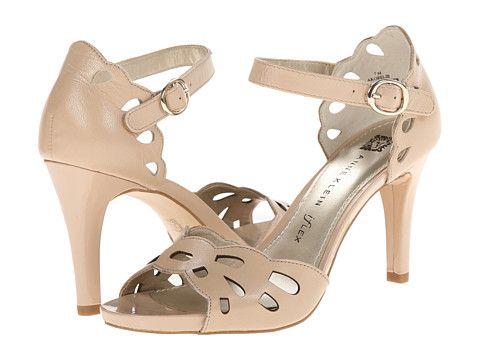 Womens Shoes Anne Klein Obelie Grey Twinkle