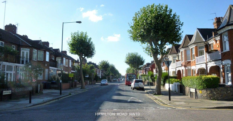 Hamilton Road. Willesden NW10