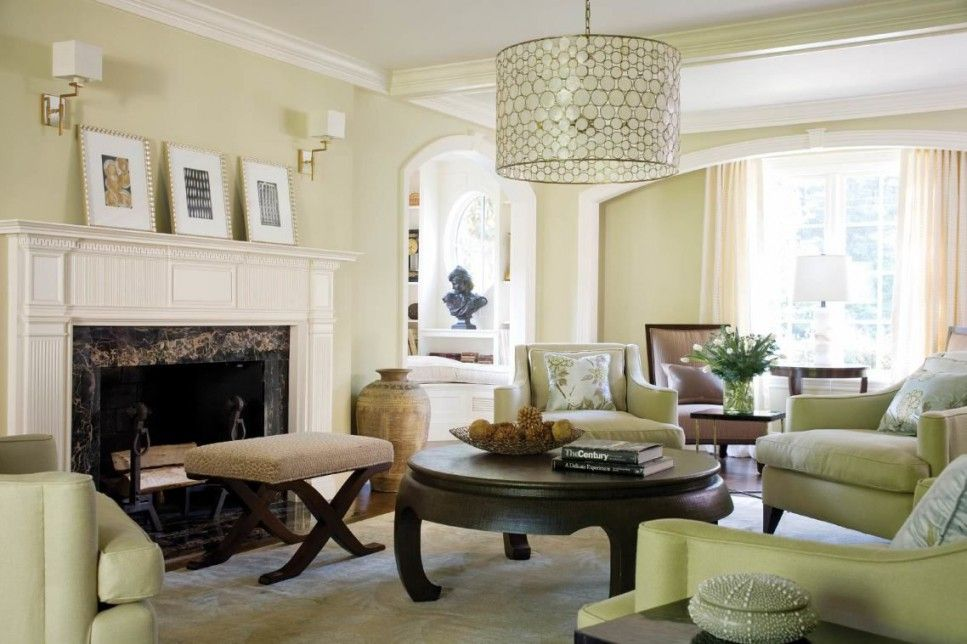 Ideas Sage Green Living Room Images Decor Regarding Most Enchanting Decorating Couch