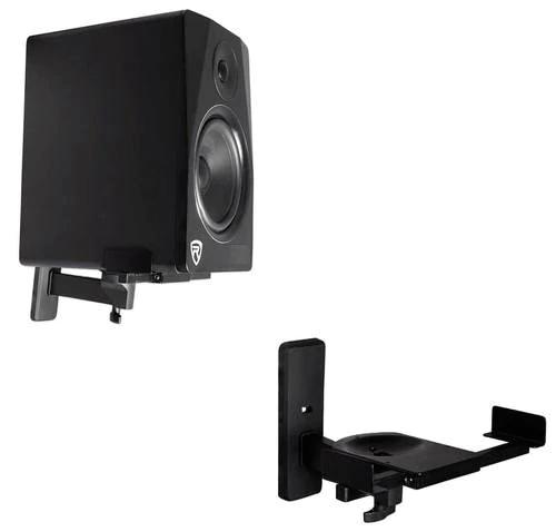 Pin By Keenan Nowlin On Projects In 2020 Speaker Wall Mounts Studio Monitors Speaker Brackets