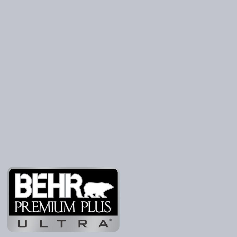 Behr Ultra 5 Gal N540 2 Glitter Color Flat Exterior Paint And Primer In One 485005 The Home Depot In 2020 Interior Paint Room Paint Colors Paint Colors For Living Room