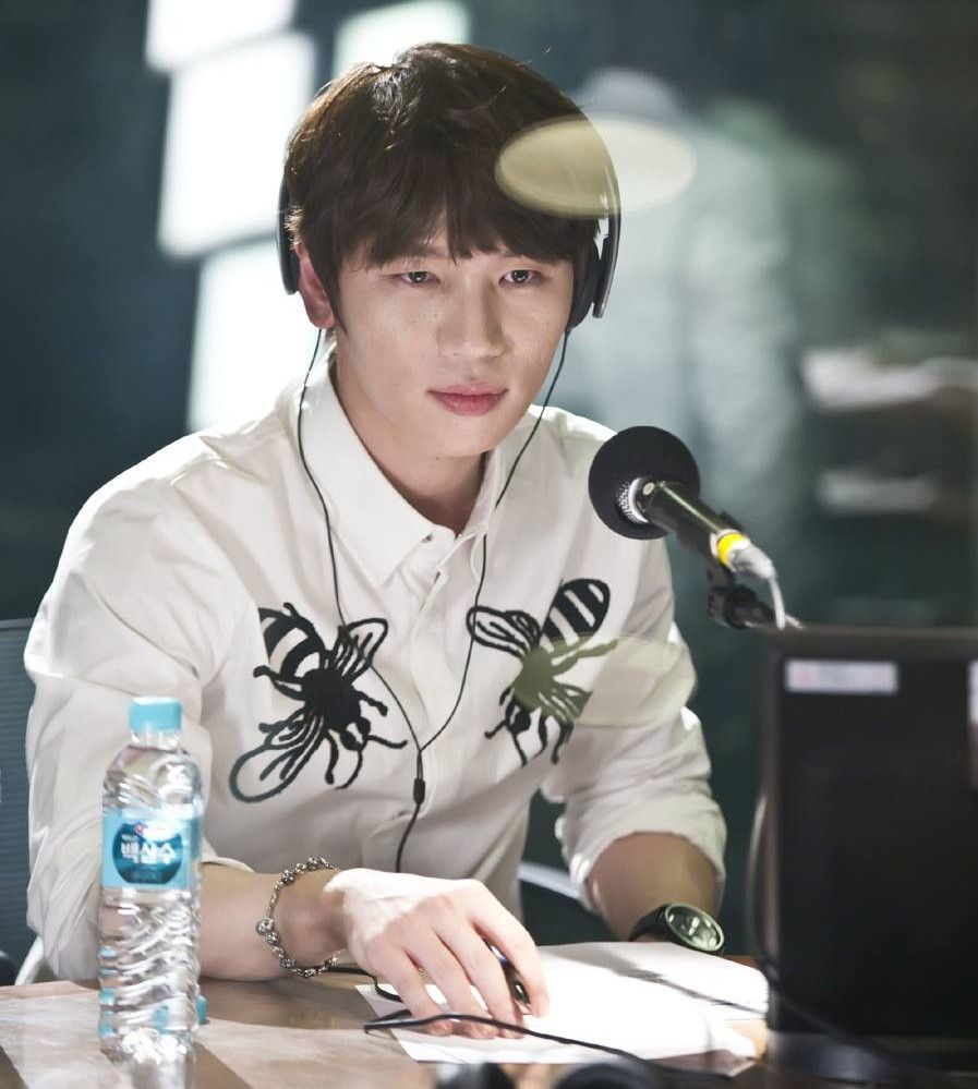 K Will Makes A Cameo As Radio Dj On Hyde Jekyll Me Dj Korean Idol Hyde