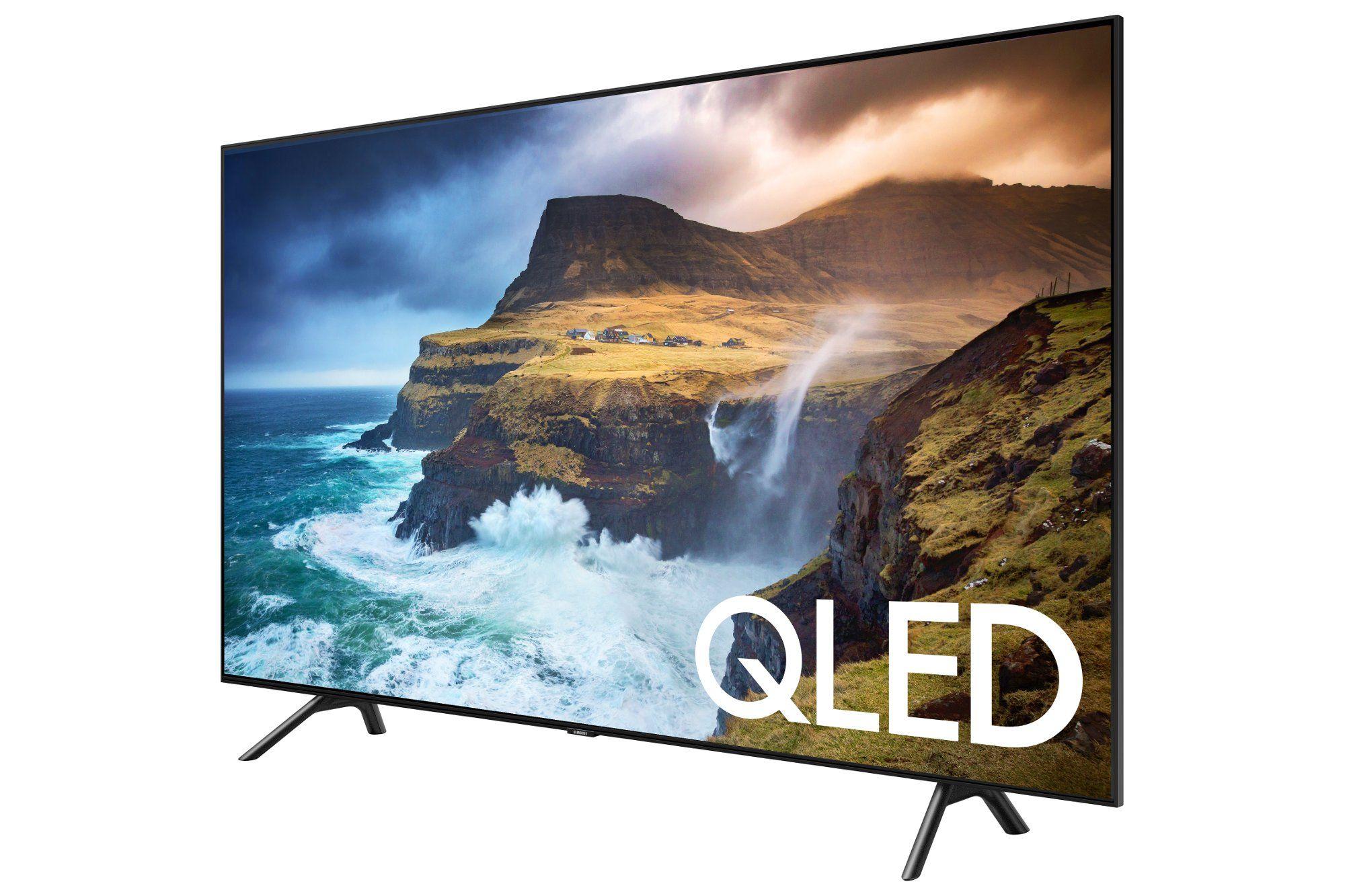 Samsung 75 Inch QLED 4K UHD Q70 Series Smart TV Smart tv