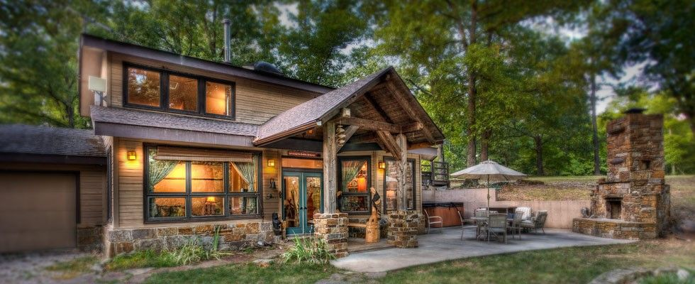 Honeymoon Cabins Hot Springs Arkansas Bing Images Country Cabins