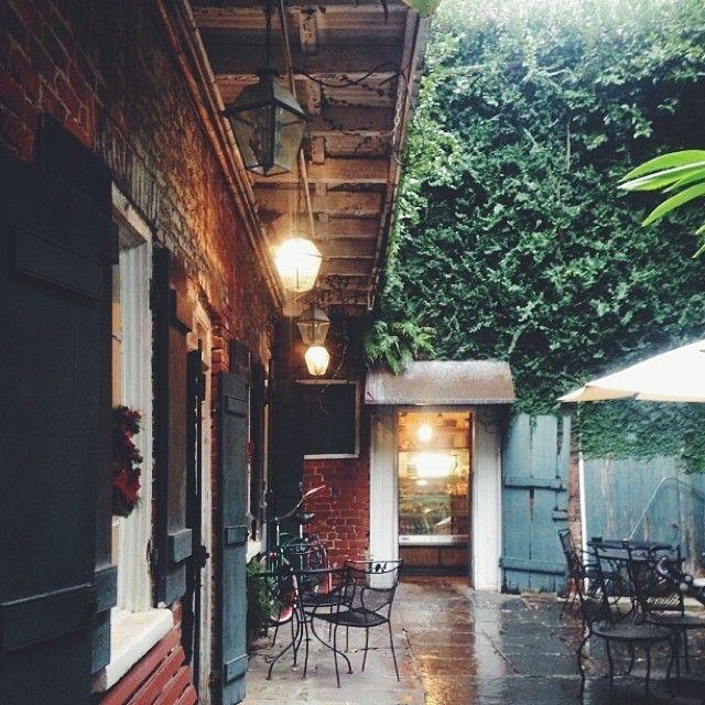 Royal Blend Coffee Tea House New Orleans Celeste Noche My