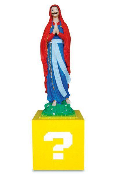 Virgen Mario
