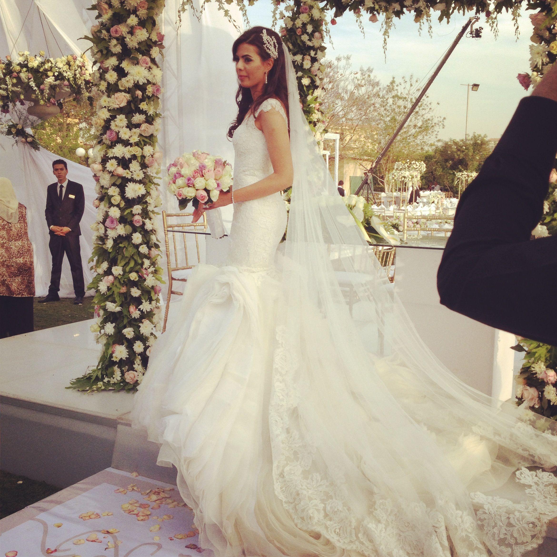 Bridal collectionweddingdresseslaceveilmermaid