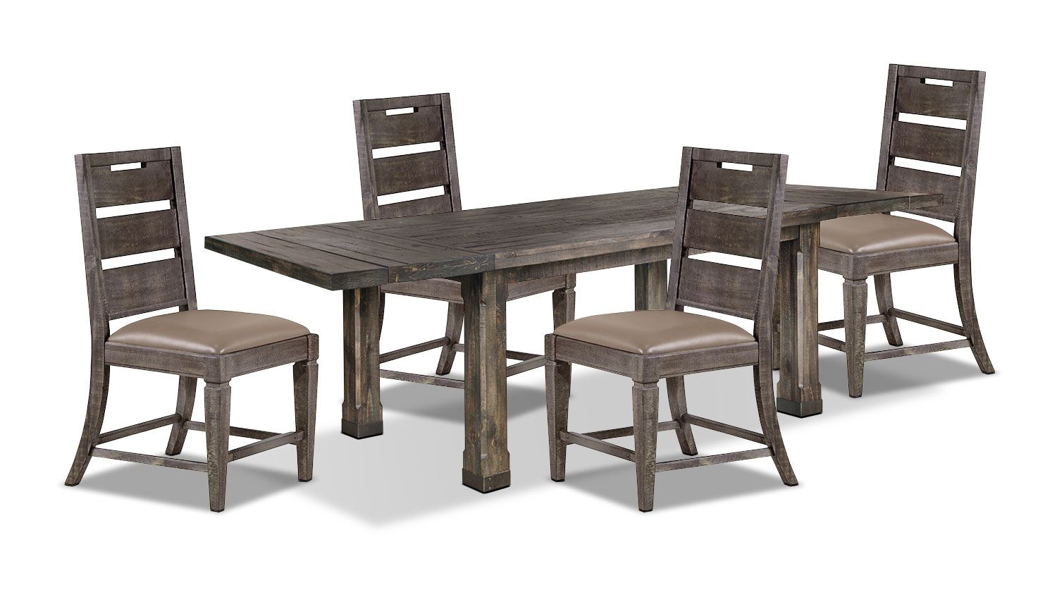 Calistoga 5 Piece Dining Package Dining Dining Set Dining Room Furniture