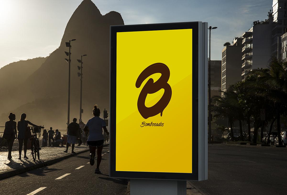 Identidade visual - Bombocados by  Higor Monteiro