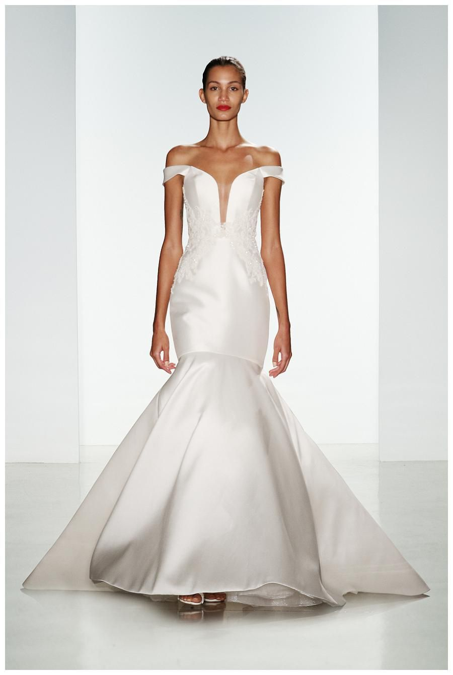 Elite wedding dresses  Wedding dress from the Kenneth Pool Fall  collection  Bridal