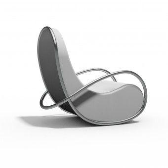 High Quality Xifix2base Rocking Chair One Rocking Chair By Juergen Josef Goetzmann Is  Bronze Au0027