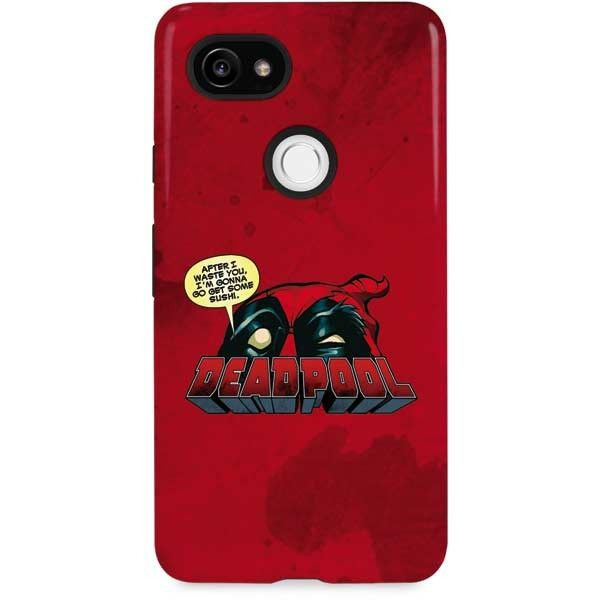 c1d771b3cffc The Deadpool Target Practice iPhone 8 Pro Case by Skinit provides ultimate  protection from everyday wear and tear. Crafted and built be the…
