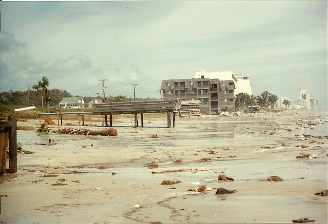 Pin By Garden City Realty On Hurricane Hugo September 22 1989