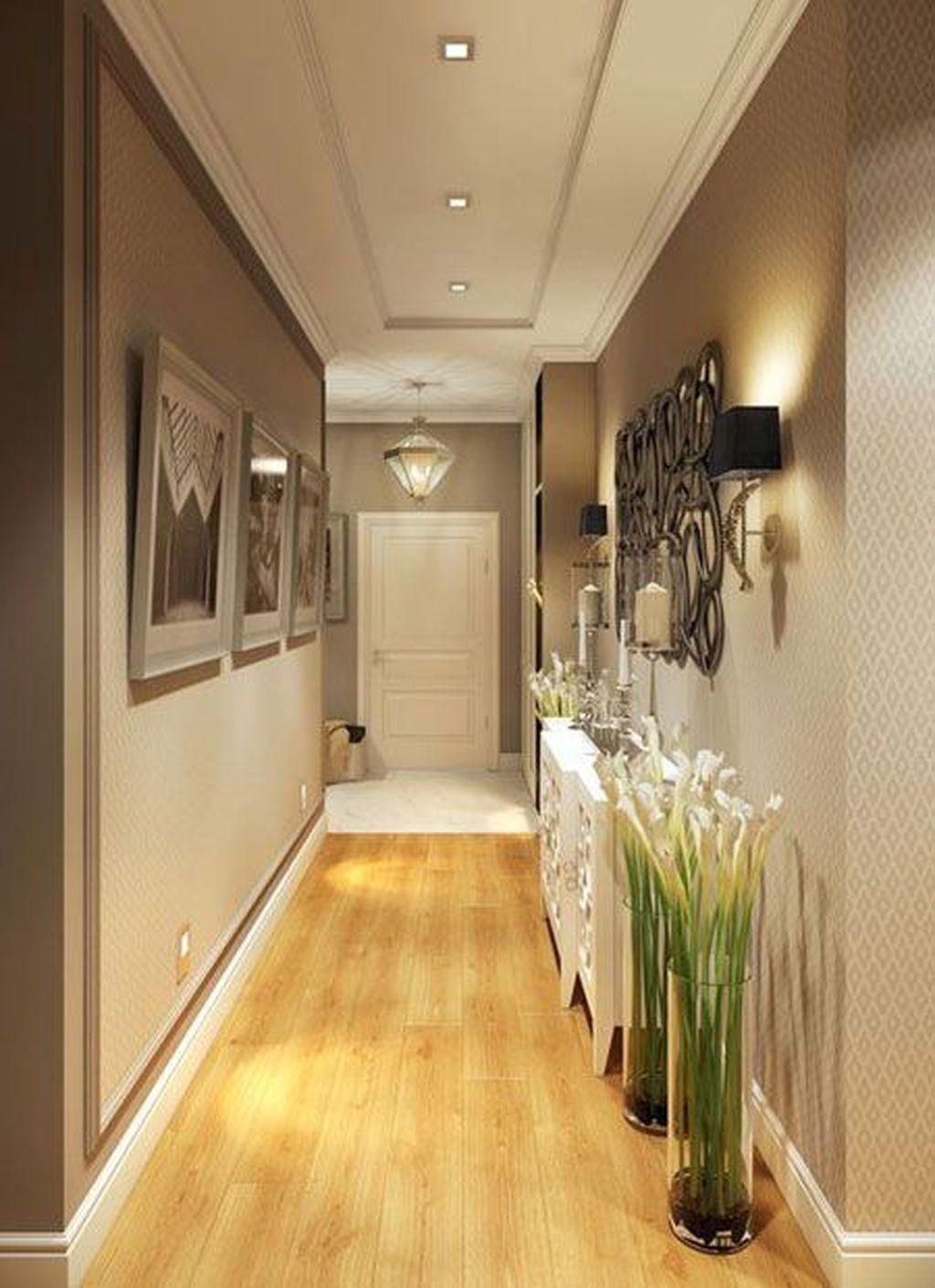 20+ Fabulous Hallway Decor Ideas For Home | House ceiling ...