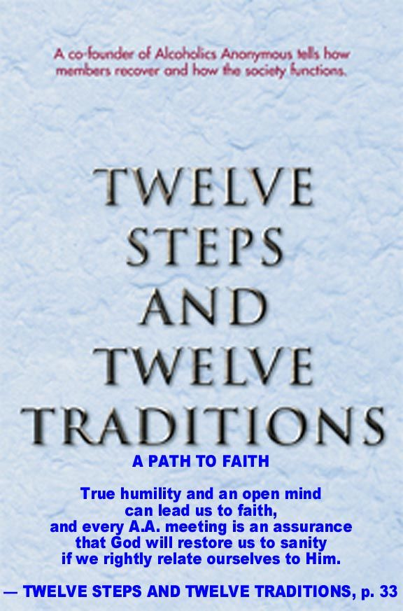 A PATH TO FAITH True humility and an open mind can lead us