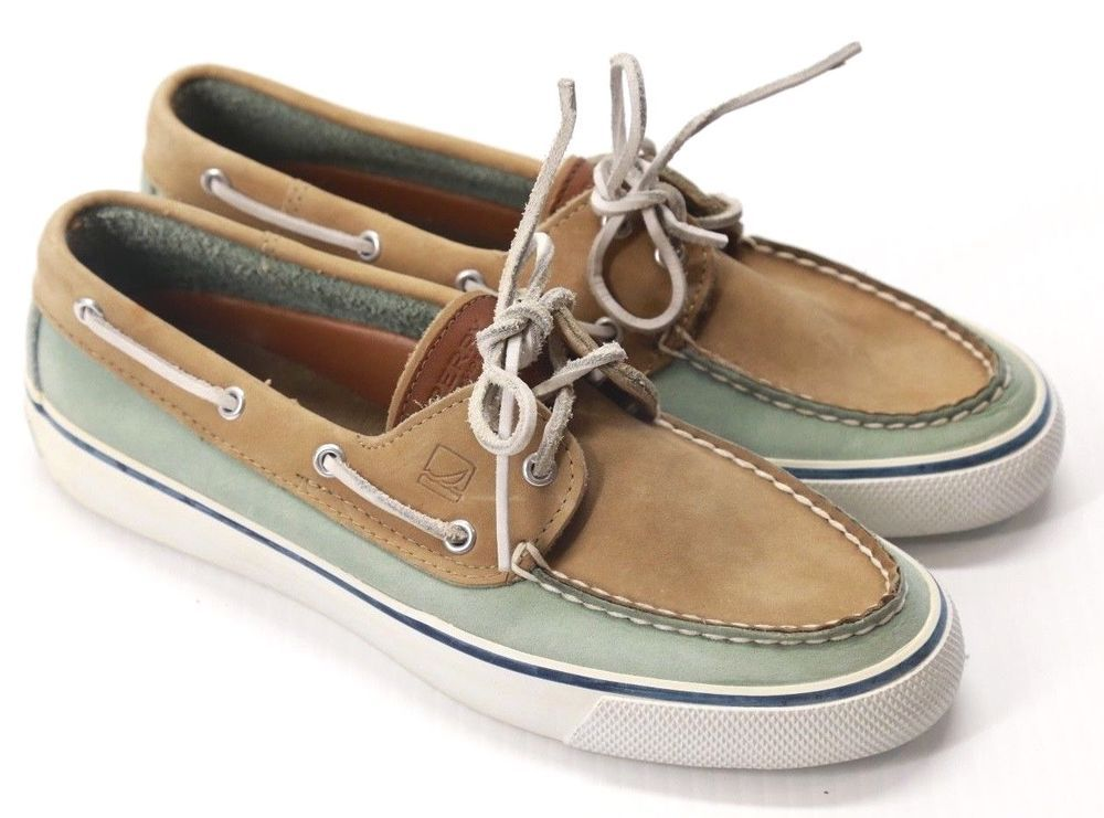 3737748a0653b Women s Sperry Top Sider Slip On Loafer Boat Shoes Leather Size 8 M   SperryTopSider  Loafers  Casual