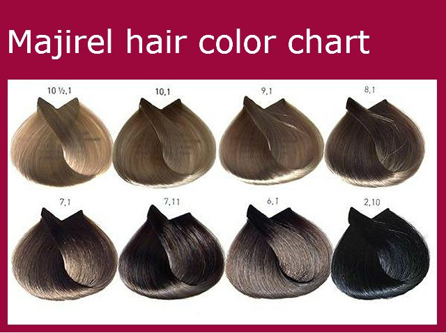 Image Result For Majirel Cool Cover Colour Chart Capelli Colori Cenere