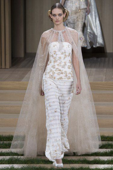 Chanel Spring 2016 Couture Fashion Show Collection