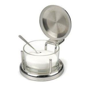 Salt cellar for my kitchen. Similar to the kind Alton Brown uses. On order, waiting for the postman.