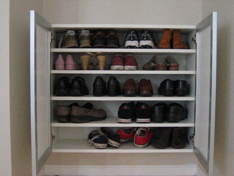 Emily S Gorgeous Shoe Storage With Images Shoe Storage