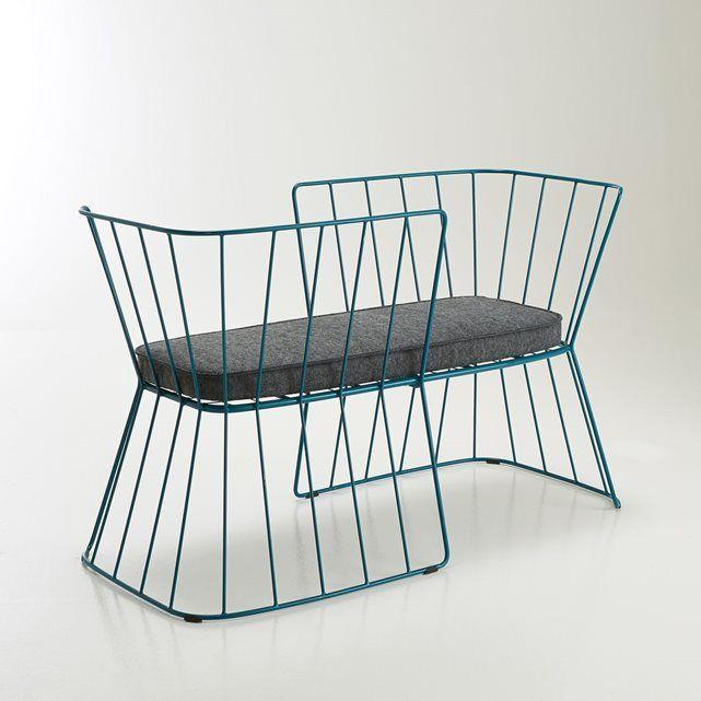 fauteuil confident chit chat chair de dan yeffet p bensimon prix avis notation livraison. Black Bedroom Furniture Sets. Home Design Ideas