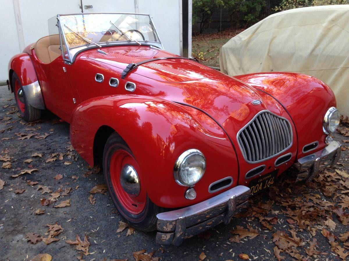 1952 Allard K2   Old Rides 5   Pinterest   K2, Transportation and ...