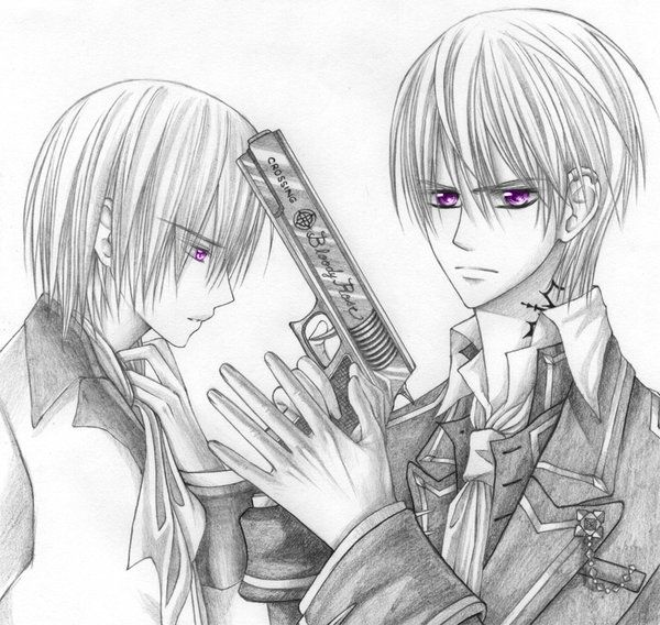 Vampire Knight: Twins by alexielart ...