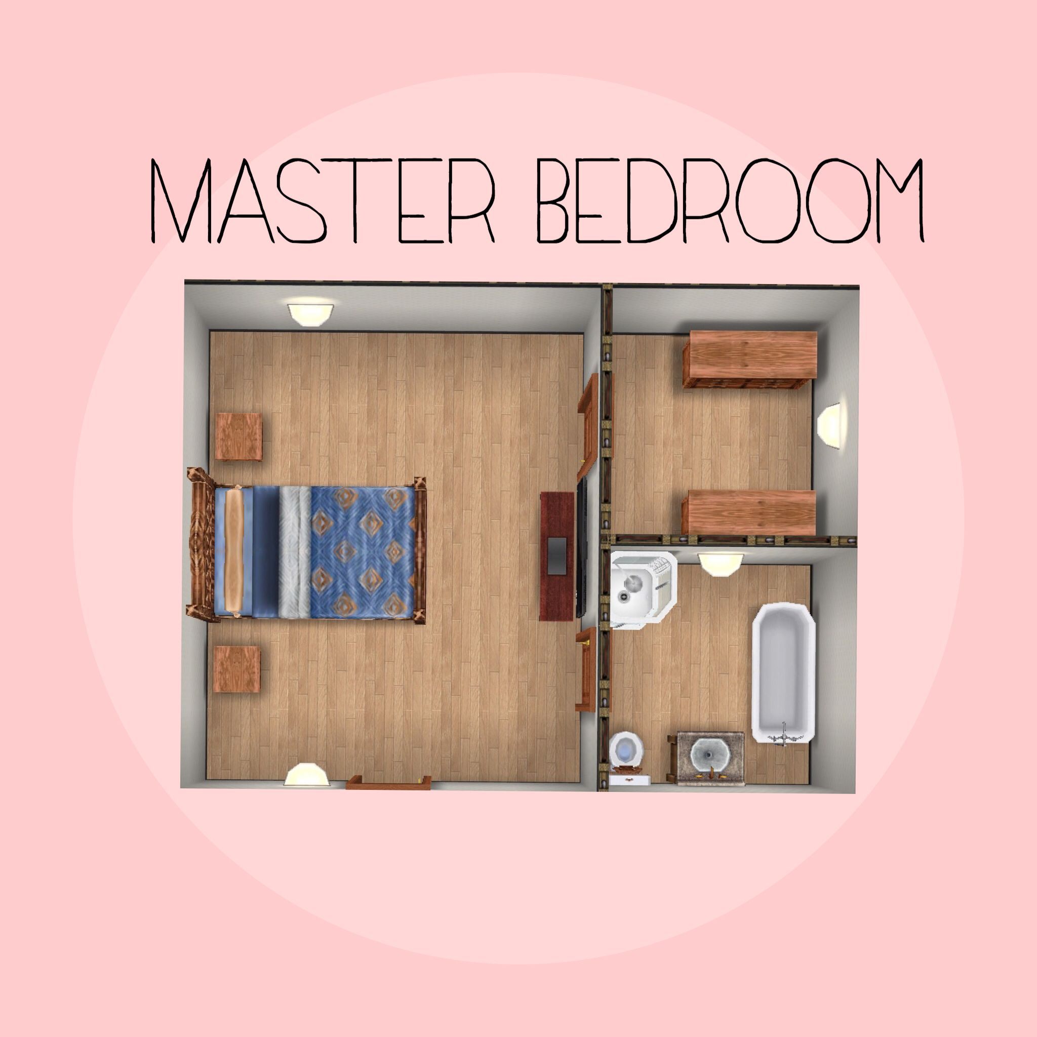 Sims Freeplay Bedroom- Master Bedroom | Sims freeplay ...