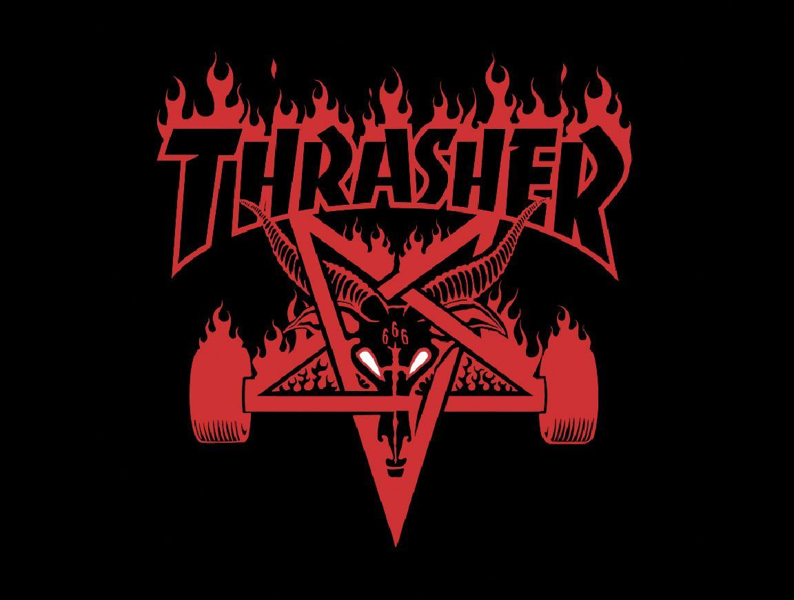 Thrasher Magazine Wallpapers Download Free | ₮ⱧⱤ₳₴ⱧɆⱤ
