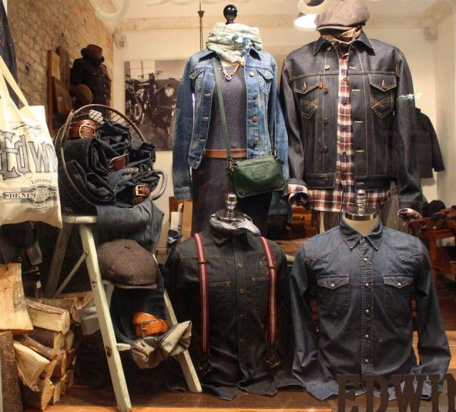 Shop Review Peter Fields Denimhunters Mens Style Guide Denim Women Stores