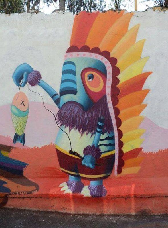 Curiot Urban Artist 13