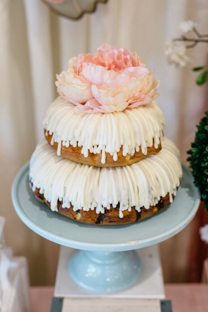 Enchanted Garden Baby Shower | Baby shower cakes, Shower ...