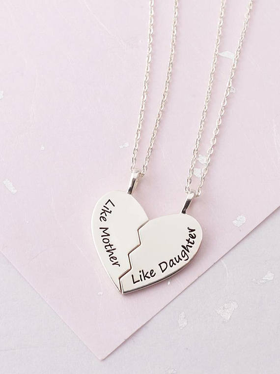 25++ Like mother like daughter jewelry info